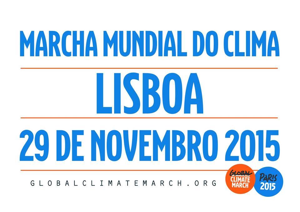 28/29 Nov: Marcha Mundial do Clima